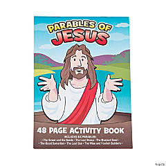 Parables of Jesus Activity Books