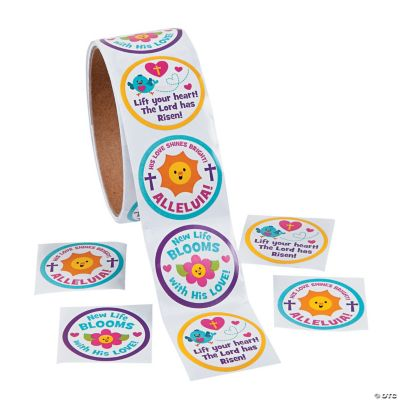 Inspirational Spring Stickers