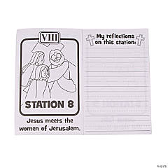 Stations of the Cross Reflection Journals