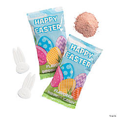 Easter Bunny Dipping Candy