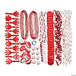 Red Awareness Ribbon Assortment