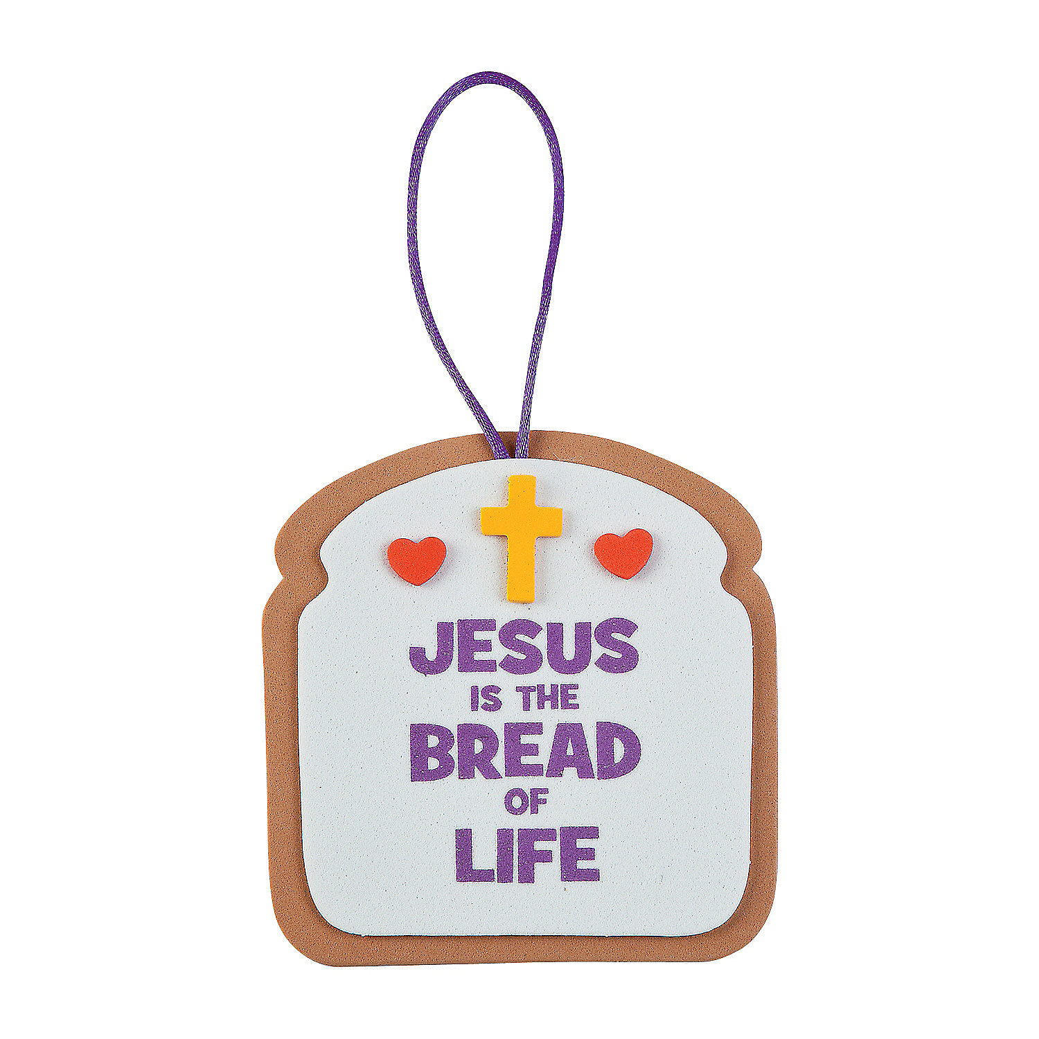 Bread Of Life Ornament Craft Kit Ornament Crafts Crafts