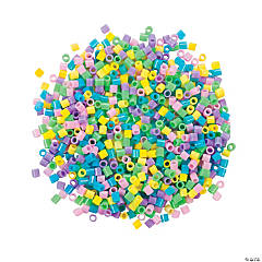 Pretty Pastel Fuse Beads