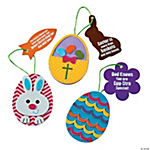 Inspirational Easter Ornament with Card Craft Kit