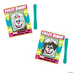 Fuzzy Bunny Magnetic Hair Games