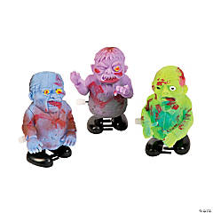Wind-Up Zombies