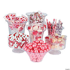 Valentine's Day Candy Buffet Assortment