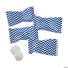 Blue Chevron Buttermints