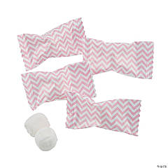 Pink Chevron Buttermints