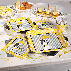 Mod Baby Shower Party Supplies