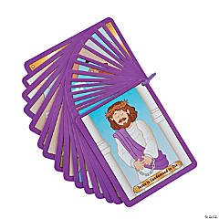 Stations of the Cross Learning Cards
