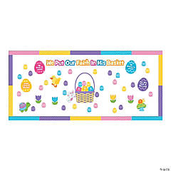 Inspirational Easter Mini Bulletin Board Set