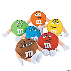 Plush M&M® Assortment