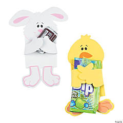 Easter Hugging Treat Holder Craft Kit
