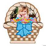 Easter Basket Picture Frame Magnet Craft Kit