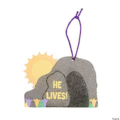 Holy Week Sand Art Pictures