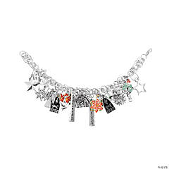 Nativity Charm Bracelet Idea