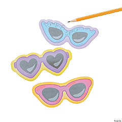 Sunglasses Sticky Notes