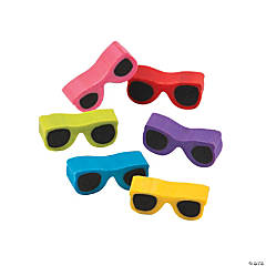 Mini Sunglasses Erasers