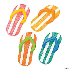 Flip Flop Jelly Candy