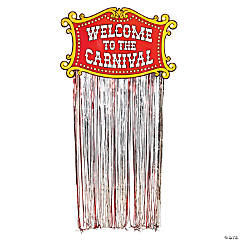Carnival Door Curtain