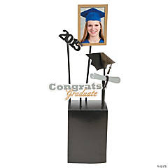 2015 Graduation Photo Centerpiece