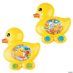 Duckie Shaped Water Games