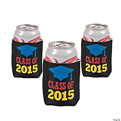 Class of 2015 Can Covers