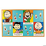 Peanuts Motivational Bulletin Board Set
