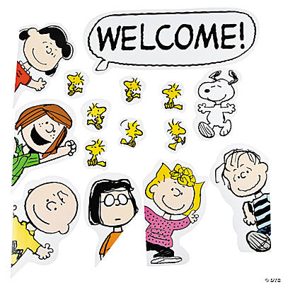 Peanuts 174 welcome go arounds oriental trading
