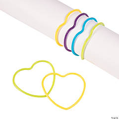 Heart-Shaped Fun Bands