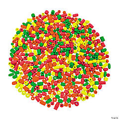 Assorted Bright Beads