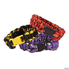 Colorful Paracord Bracelet Craft Kit