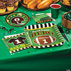 1st Birthday Touchdown Party Supplies