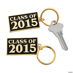 Class of 2015 Keychains