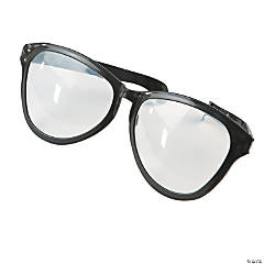Black Jumbo Glasses