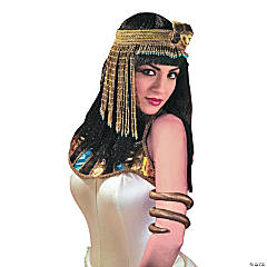 Asp Snake Egyptian Headpiece