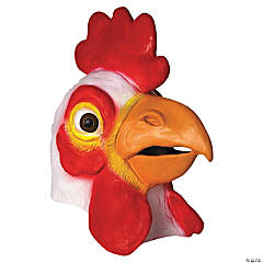 Chicken Latex Mask
