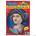 Heroes in History: Christopher Columbus Costume Hat & Accessories