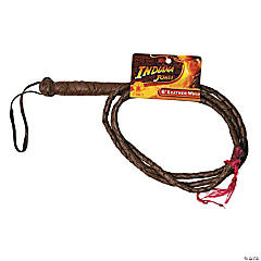 Indiana Jones Leather Whip