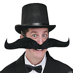 Bendable Jumbo Mustache