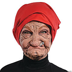 Old Grandma Mask