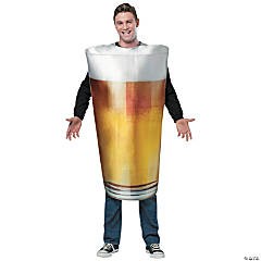 Get Real Beer Pint Costume for Adults