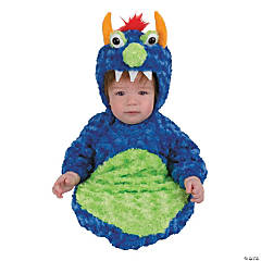 Monster Bunting Costume for Baby
