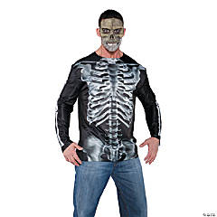 Photo Real Shirt X-Ray for Adults