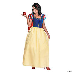 Snow White Deluxe Plus Size  Costume for Women
