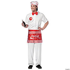 Soda Jerk Costume for Men