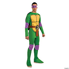 Teenage Mutant Ninja Turtle Donatello Costume for Men