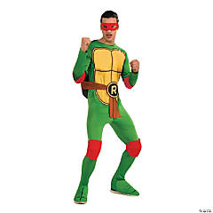 Teenage Mutant Ninja Turtle Raphael Costume for Men