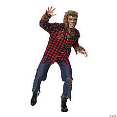 Wolfman Costume for Men